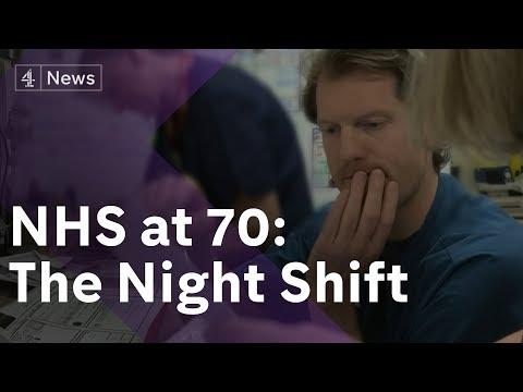 The Night Shift in A&E: The NHS at 70