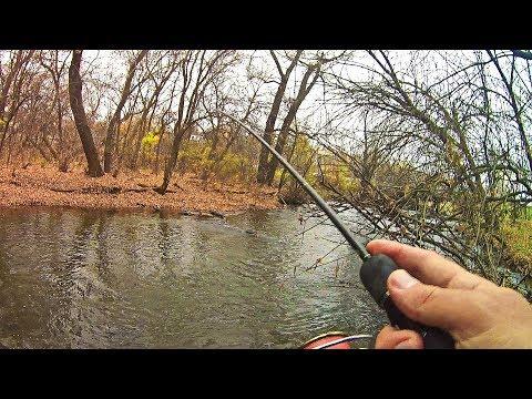 Что в себе ТАИТ РУЧЕЙ вдоль трассы? Рыбалка в умирающей речушке