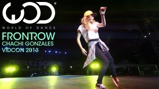 chachi gonzales world of dance live frontrow vidcon 2013