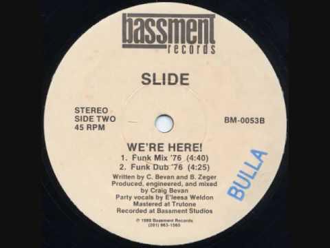 Slide - We're Here
