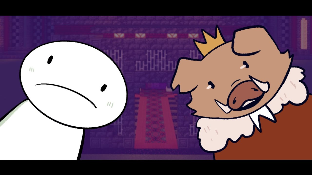 and they were roommates [dream smp animatic]