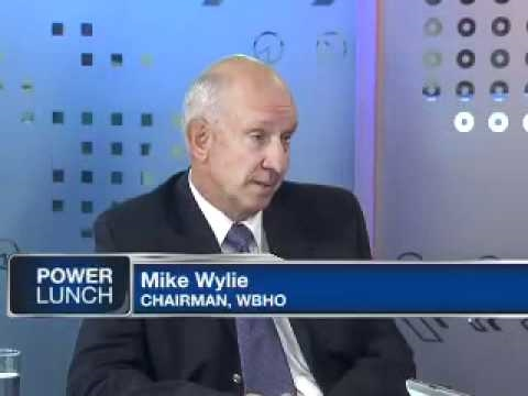 WHBO full year headline earnings per share with Chairman, Mike Wylie