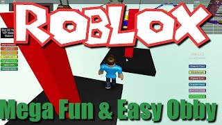 Team SBG spielt Roblox: Mega Fun & Easy Obby! (Familien-Multiplayer)
