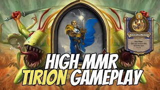 THE Tirion Gameplay