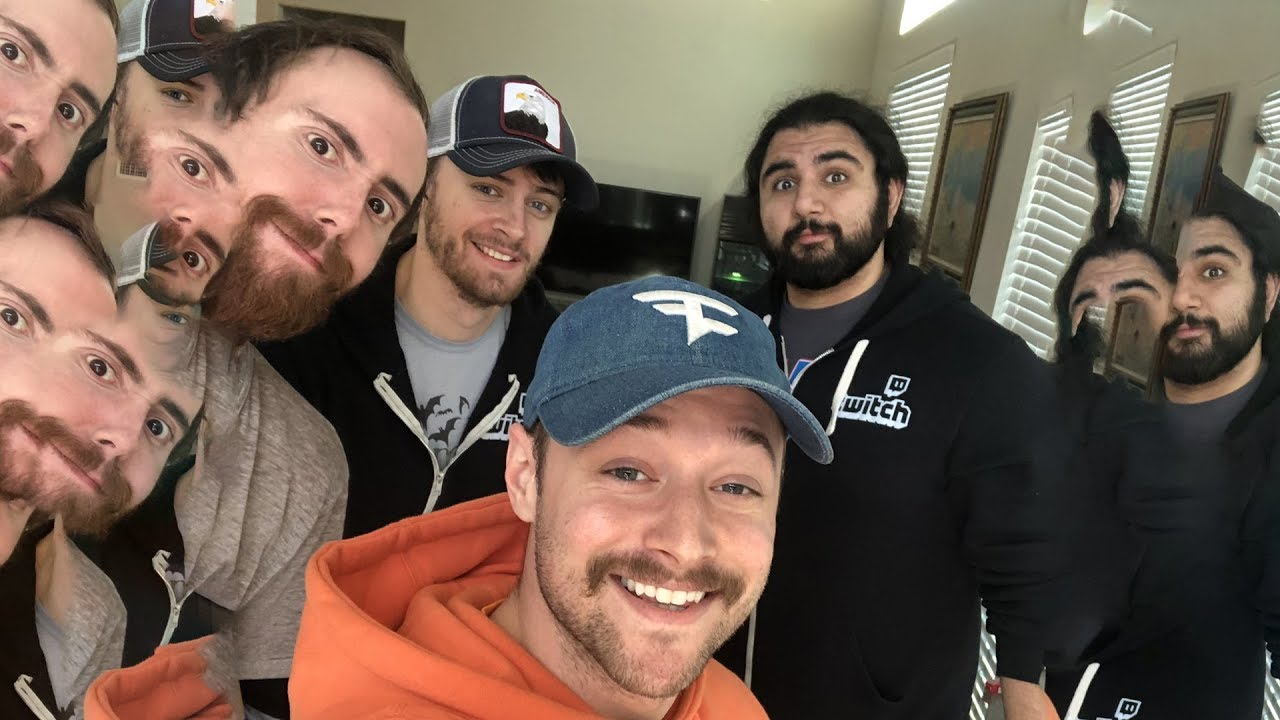 ASMONGOLD, ESFAND, STAYSAFE, AND RICH CAMPBELL IN AUSTIN ...