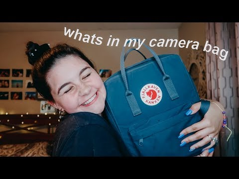 Whats In My Camera Bag? *my Photography Gear
