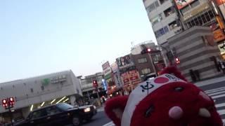 ジャイアントおもちゃくん謙一ホイホイ三兄弟(=゚ω゚)ノカワイイゆるキャラ...