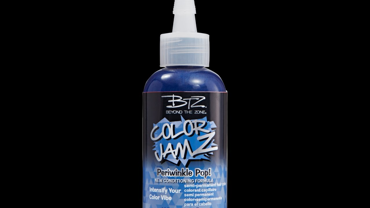 Beyond The Zone Color Jamz Periwinkle Pop Review Youtube