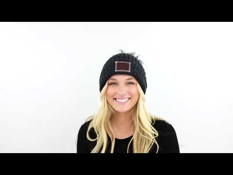 Love Your Melon: How To Style Your Pom Beanie