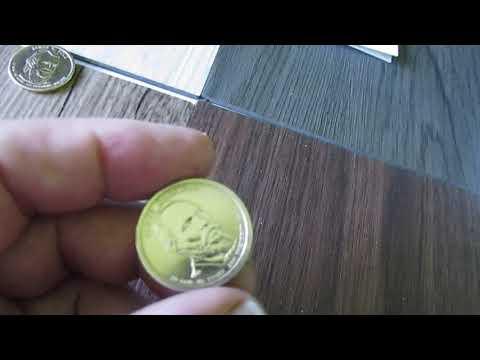 Moeda De One Dollar James Garfield Presidente  Comemorativa