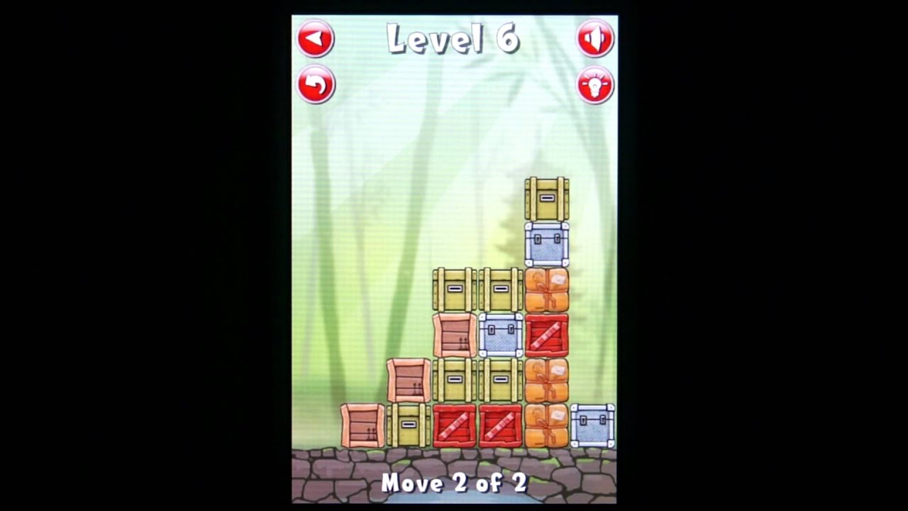 Move The Box Shanghai Level 6 Solution Answer Game Guides