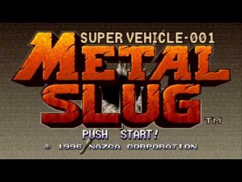 Metal Slug - кооп - 1080p 60fps :)