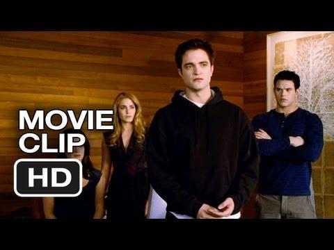 The Twilight Saga: Breaking Dawn - Part 2 Movie CLIP - Who
