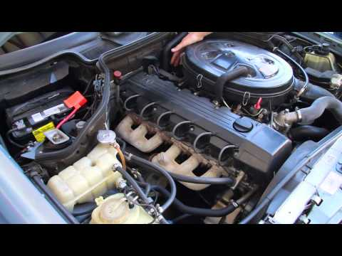 Mercedes Straight 6 Engine Vs. V6 Engine - A Quick Comparison