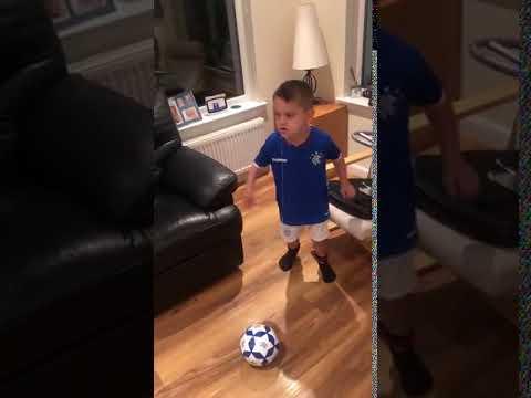 K.C. Wheeler -  Kid Pulls Tooth Using a Soccer Ball