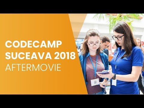 Our experience at Codecamp Suceava 2018 | Aftermovie | ASSIST Software