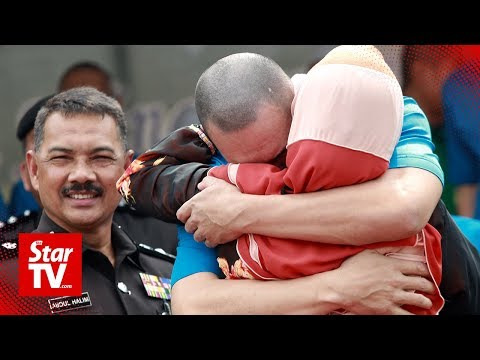 Free Download 42 Prison Inmates Given Rare Chance To Celebrate Hari Raya With Family Mp3 dan Mp4