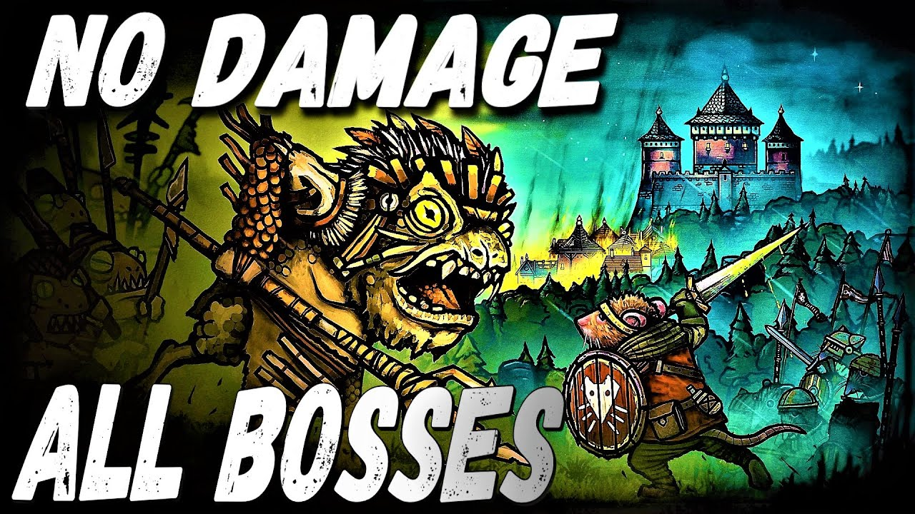 Download Tails Of Iron :➤ ALL BOSSES + Ending [  NO DAMAGE,  4K60ᶠᵖˢ UHD ]