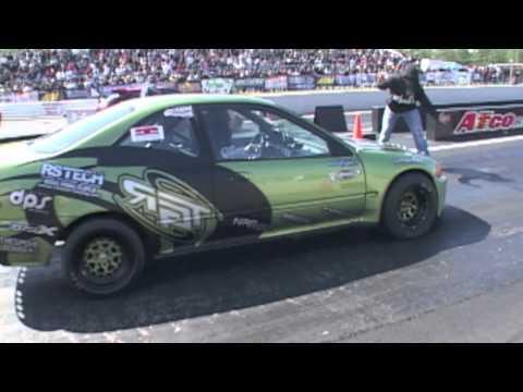 Nyce1s.com - Jake Gavio's F2K Civic @ Honda Day Atco 2011!!!