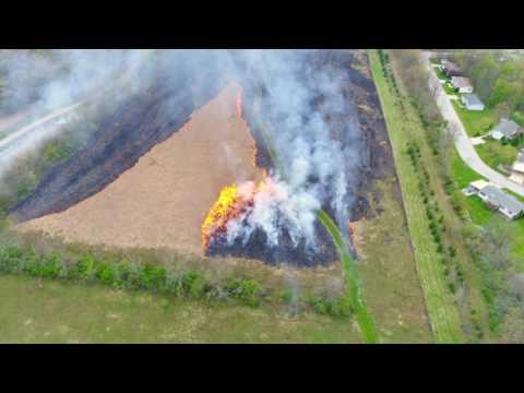 Chikaming Park Burn