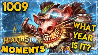 DIRTY RAT IN 2019??? | Hearthstone Daily Moments Ep.1009