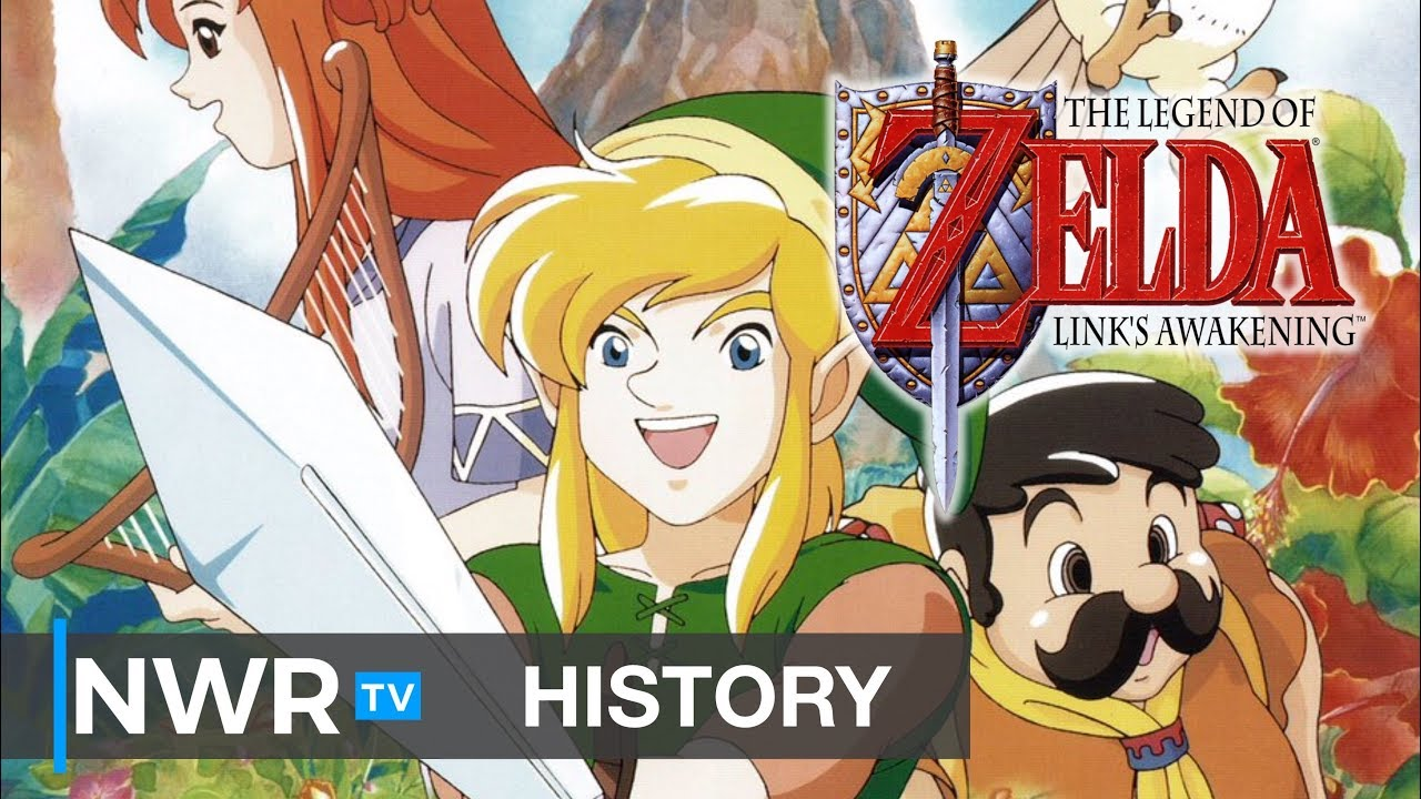 The Importance of Link's Awakening for Zelda, Switch, and