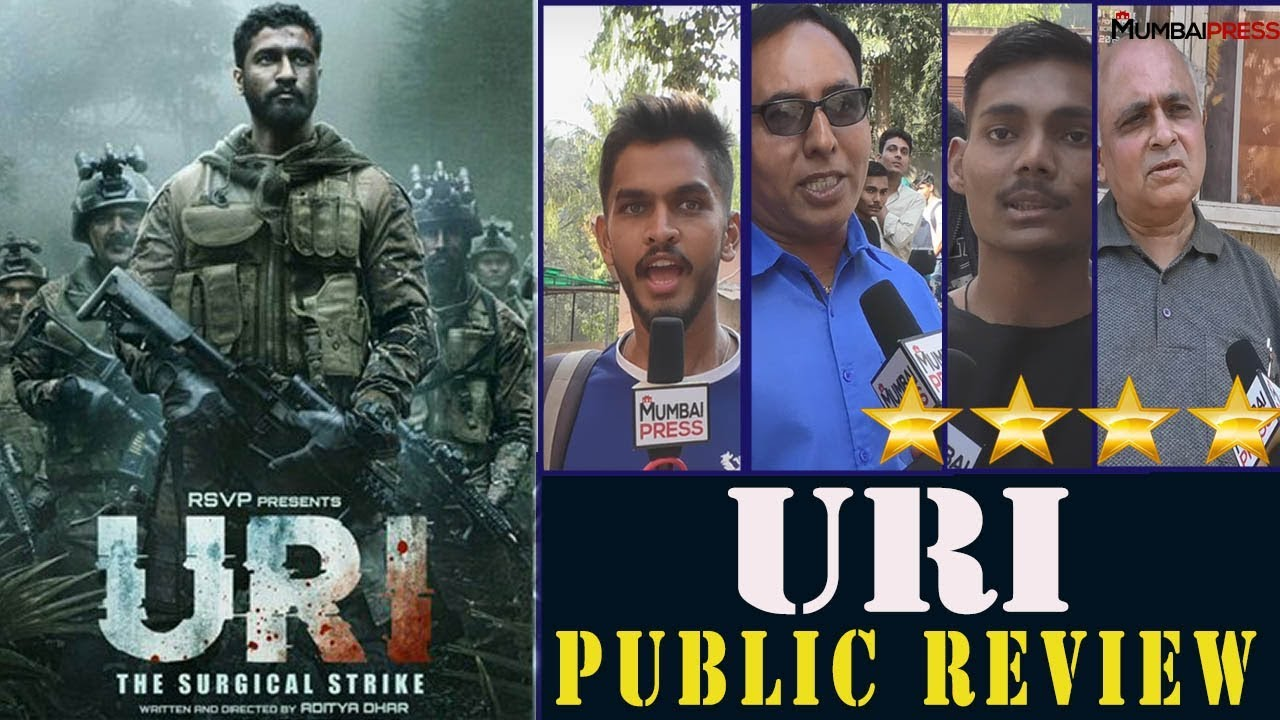 Watch Video: Vicky Kaushal Starring URI Public Review
