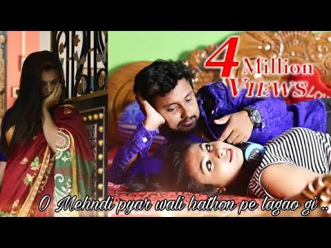O Mehndi Pyar Wali Hathon Pe Lagaogi | Gharwali-Baharwali| Latest Hindi Songs | Keshab Dey