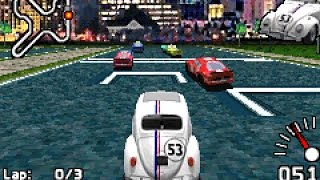 Herbie Fully Loaded (GBA 2005)