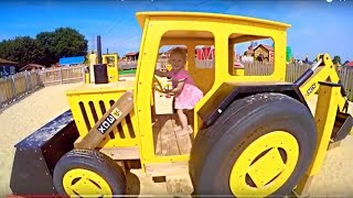 Construction Trucks For Kids * Sand Playtime * Toys Trucks For Kids * Kids Videos