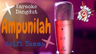 Download Lagu Dangdut Karaoke Ampunilah