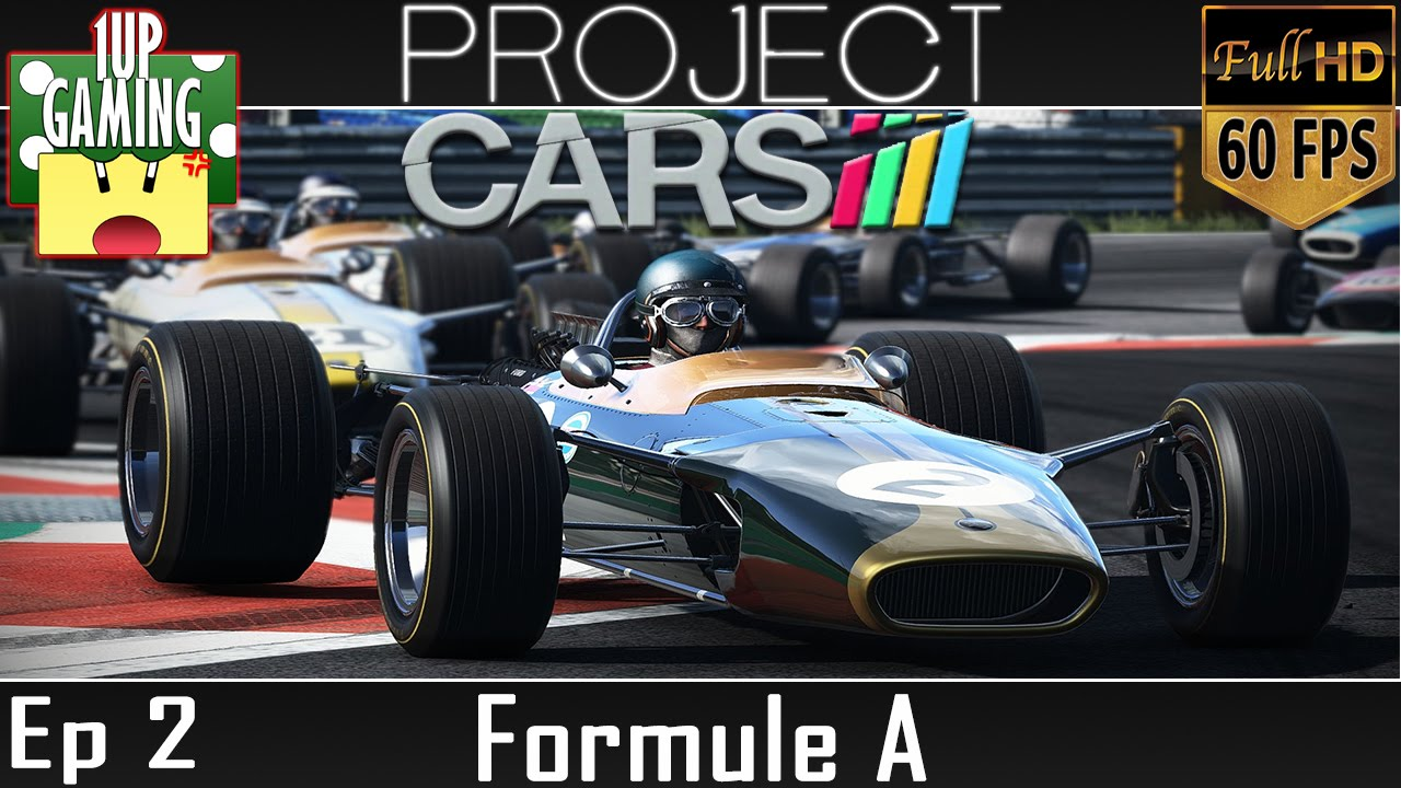 project cars 2 formule rookie let 39 s play xbox one pc. Black Bedroom Furniture Sets. Home Design Ideas