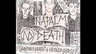 Napalm Death - So Sad