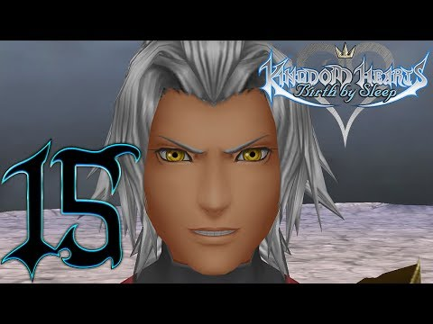 Kingdom Hearts Birth By Sleep Walkthrough Part 15 Keyblade Graveyard (Let's Play Gameplay)