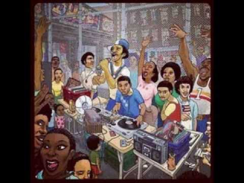 Old School Hiphop and R&B mix, Its a groove thang 002