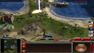 China VS 2 USA - Command And Conquer Generals: Zero Hour