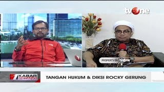 """Dialog: """"Tangan Hukum & Diksi Rocky Gerung"""" (Haris Azhar & Ali Mochtar Ngabalin)"""