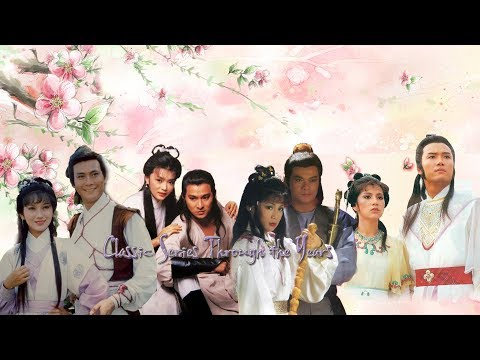 Classic Chinese Drama Series From The 1980s - MV #1