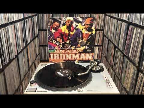 "Ghostface Killah ""Ironman - Instrumentals"" Full Double Album"