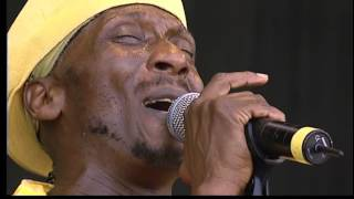 Jimmy Cliff   Many rivers to cross Live at Glastonbury   2003