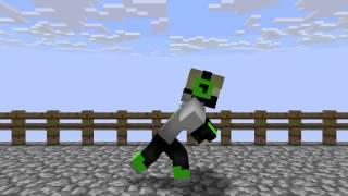 Gotta Go Fast [Minecraft Animation]