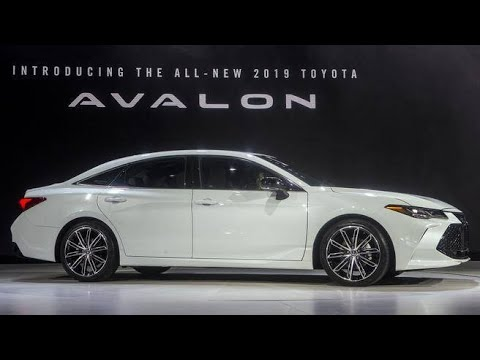 2019 Toyota Avalon Test Drive Courtesy Toyota Morgan City