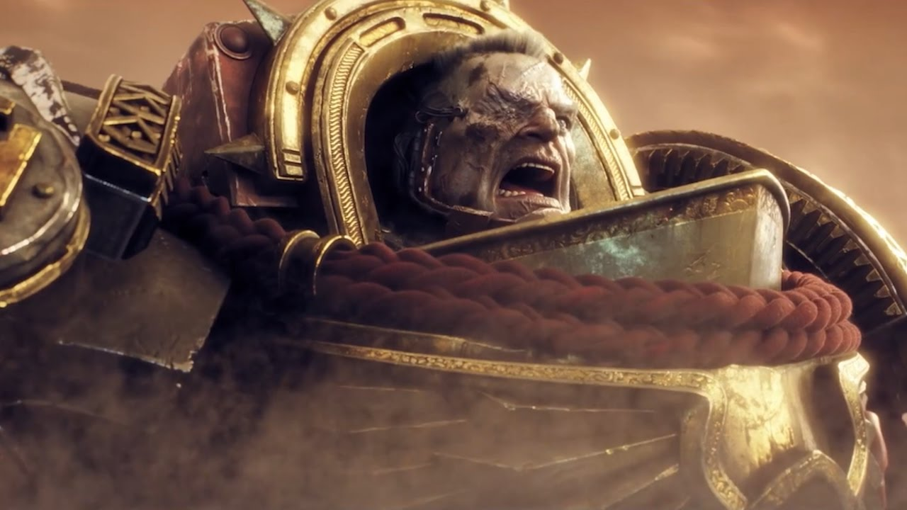 Dawn of War 3 – The Exordium Cinematic Trailer