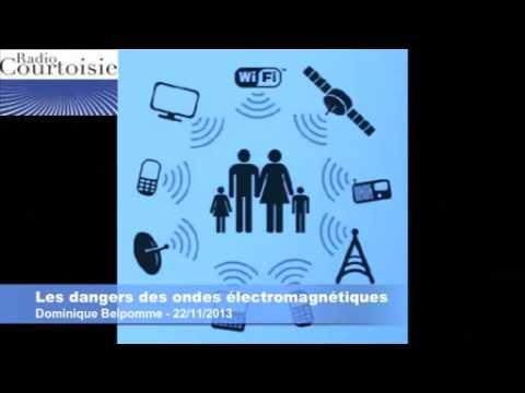 Dr. Dominique Belpomme - Les dangers des ondes electromagnetiques (Part1)