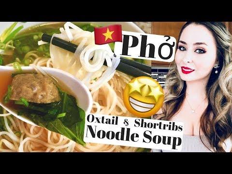 Pho Recipe: EASY Vietnamese Beef Noodle Soup