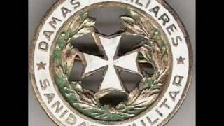 Damas Auxiliares de Sanidad Militar (II).wmv