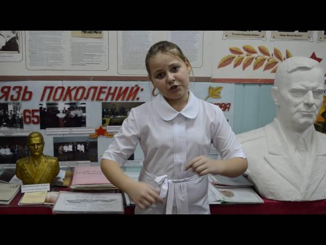 Изображение предпросмотра прочтения – ЕлизаветаКашина читает произведение «Мыши (В нашем доме мыши поселились…)» В.Я.Брюсова