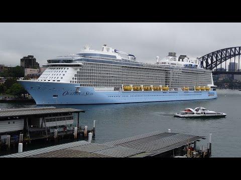 Ovation of the Seas - Sydney