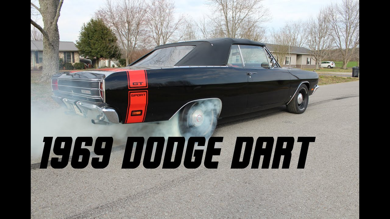 Today I Drive: 1969 Dodge Dart Convertible [Episode 4]