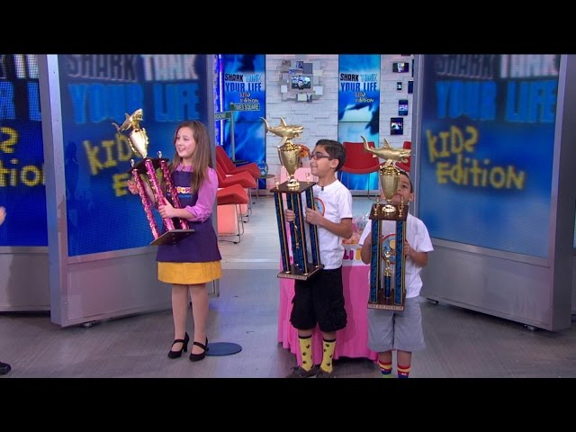 Shark Tank Your Life: Kid-Preneurs Edition